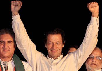 SENZACIJA Bivša zvijezda kriketa Imran Kan na pragu izborne pobjede u Pakistanu