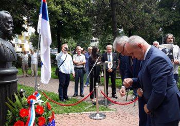 POČAST NIKOLAJU DRUGOM Delegacija Vlade RS položila vijence na spomenik posljednjeg ruskog cara