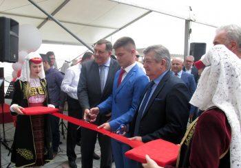 SVEČANOST Dodik otvorio klanicu u Vršanima kod Bijeljine, najsavremeniju u RS i BiH