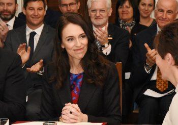 VRATILA SE NA POSAO Premijerka Novog Zelanda druga žena u istoriji koja se porodila tokom mandata