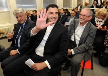 SDP HRVATSKE: Propao puč protiv Bernardića, suspendovana četiri pobunjenika