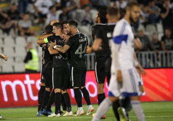 I CRNO-BIJELI IDU NA LITVANCE Partizan ponovio pobjednički rezultat iz Crne Gore