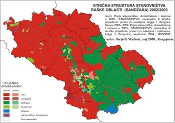 Velikobosanske i velikoalbanske pretenzije na Sandžak – zašto se samo Srbi prave da se ništa ne događa?