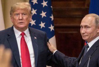 DOPALO MU SE Tramp želi novi sastanak sa Putinom i realizaciju ideja iz Helsinkija