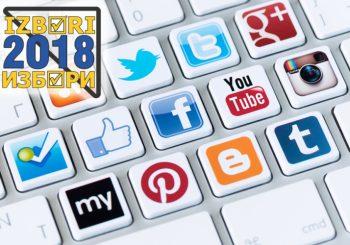 Može li CIK da kazni partije zbog onlajn kampanje?