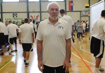 GREG POPOVIĆ U BEOGRADU: Očekujem u budućnosti mnogo srpskih košarkaša u NBA