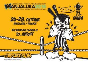 """PRED PUBLIKOM 103 OSTVARENJA Sve spremno za Međunarodni festival animiranog filma """"Banjaluka 2018"""""""