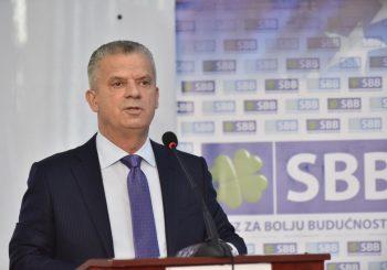 RADONČIĆ Nemam ništa protiv razgraničenja Kosova i Srbije, ali ne na račun BiH