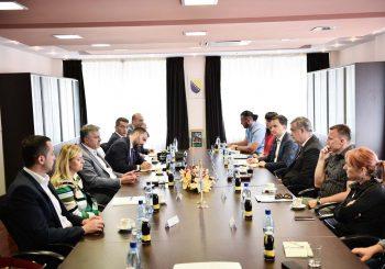 SARADNJA Bihać će podržati kandidaturu Banjaluke za Evropsku prestonicu kulture 2024.