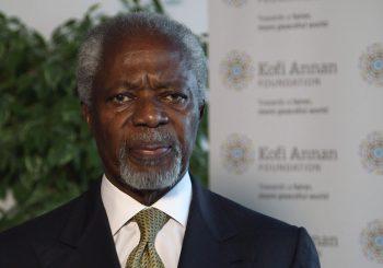 U 80. GODINI Preminuo Kofi Anan, generalni sekretar UN od 1997. do 2007.