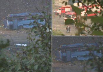 BUGARSKA Prevrnuo se autobus sa turistima, najmanje 15 mrtvih i 27 povrijeđenih