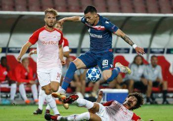 OSTVAREN SAN Zvezda u Ligi šampiona, do remija sa Salcburgom nakon primljena dva gola
