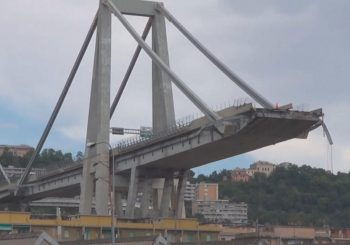 TRAGEDIJA U ĐENOVI Broj žrtava porastao na 42, s mosta palo više od 30 vozila