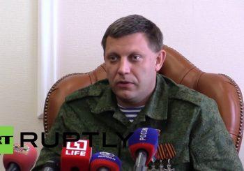 ATENTAT NA ZAHARČENKA Ubijen lider proruske republike u Donjecku, Moskva optužuje Kijev