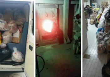 VRIJEDNOST 7 MILIONA KM Policija u TE Gacko pronašla 700 kg droge koja je trebala biti uništena