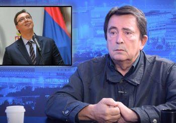 MILAN GUTOVIĆ Moj predsednik nije za Laneta, više je za Lazu