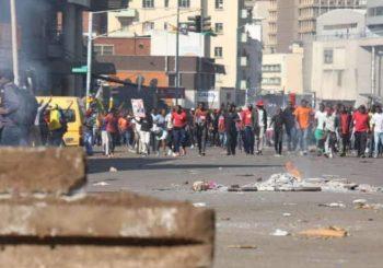 HAOS Zvanično, vladajuća stranka izborni pobjednik u Zimbabveu, u protestima troje mrtvih