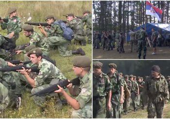 LDP: Zatvoriti proruski paravojni kamp na Zlatiboru, STAMATOVIĆ: Djeca sa uče samoodbrani sa kineskim igračkama