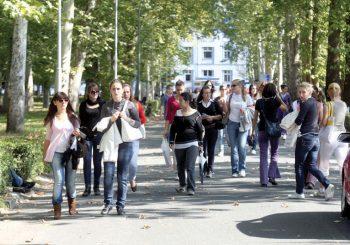 REZULTATI ISTRAŽIVANJA Studenti nisu za integracije BiH u EU