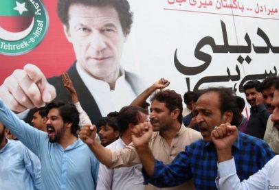 PAKISTAN Bivša kriket zvijezda Imran Kan izabran za premijera