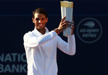 PREJAK ZA CICIPASA Nadal osvojio trofej na Mastersu u Torontu