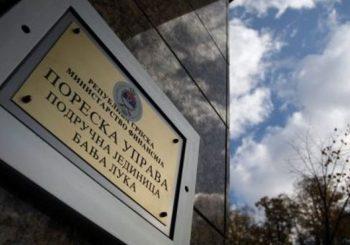 PORESKA UPRAVA: Naplata prihoda u RS već premašila milijardu KM