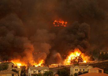 AMERIKA U PLAMENU Stotine požara bukte zemljom, očekuju se suve oluje