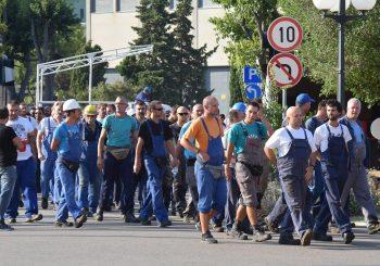 NEMA PLATA U brodogradilištima u Rijeci i Puli štrajkuje 4.500 zaposlenih