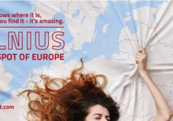 SEKSUALNE ALUZIJE Litvanci se pobunili zbog nove kampanje kojom se promoviše glavni grad
