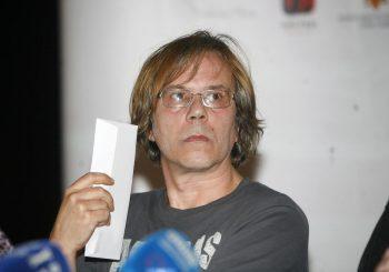 VRAĆA SE NA SCENU Žika Todorović glumi u novoj seriji Dragana Bjelogrlića