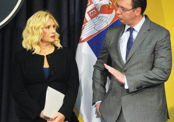 SOLIRANJE SE NE TOLERIŠE Zorana Mihajlović pala u nemilost, Vučićevi ljudi najavljuju smjenu?