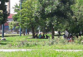 SPRIJEČEN TEŽI SUKOB Grupa migranata nasrnula na mladića