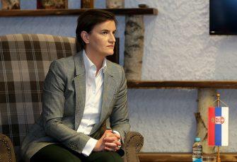 """""""ZONA KONFLIKTA"""" Buran razgovor Ane Brnabić i njemačkog novinara"""