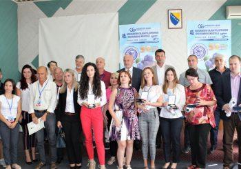 Osam zlatnih i dvije srebrne medalje za kvalitet brendova AS GROUP na Gradačačkom sajmu