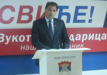 GOVEDARICA (SDS) Sprečićemo HDZ u namjeri da uspostavi BiH sa četiri jedinice