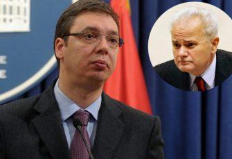 Milošević i 'marionete'
