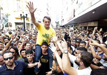 NAPAD Kandidat desnice za predsjednika Brazila izboden na mitingu VIDEO