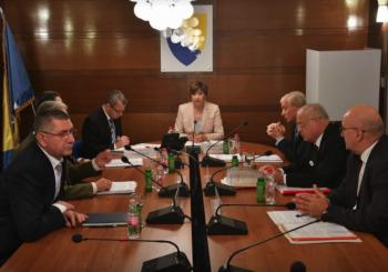 ČETIRI PRIJEDLOGA CIK danas donosi odluku o popunjavanju Doma naroda Parlamenta FBiH