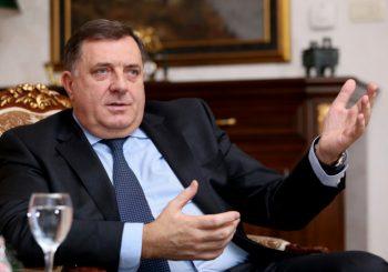 """DODIK: """"Obični prevaranti"""" u liku visokog predstavnika skrnavili su dejtonski ustavni poredak u BiH"""