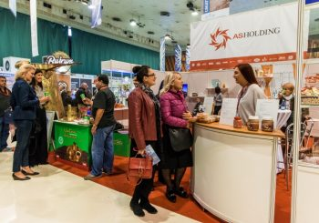 Veliko interesovanje za halal proizvode članica AS Holdinga na prvom Halal sajmu