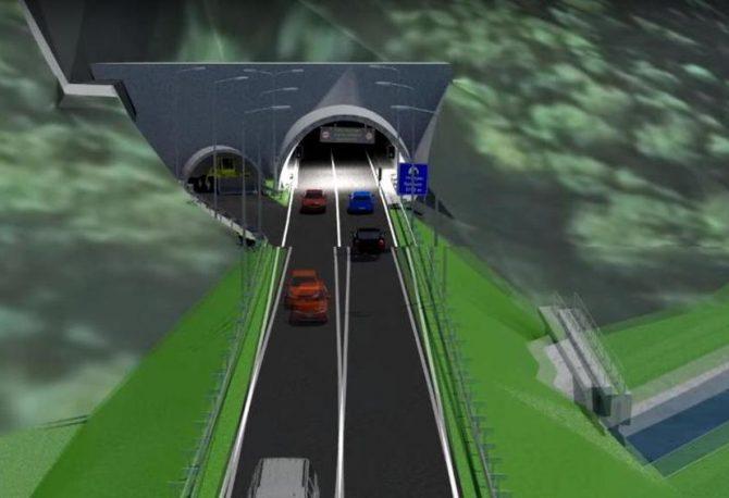 PUT SARAJEVO - GORAŽDE Potpisan ugovor o izgradnji tunela Hranjen, vrijednog oko 82 miliona KM
