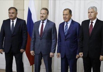 Sergej Lavrov stigao u Predsjedništvo BiH