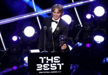 PRIZNANJE Luka Modrič igrač godine i u izboru FIFA, objedinio sve trofeje
