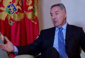 ÐUKANOVIĆ: Crna Gora se suočava sa udarima iznutra i spolja