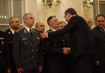NOVI VOJNI VRH Vučić umjesto Dikovića imenovao Mojsilovića za načelnika Generalštaba