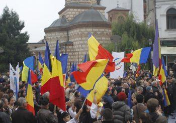 MOLDAVIJA Na skupu u Kišinjevu više hiljada ljudi tražilo ujedinjenje sa Rumunijom