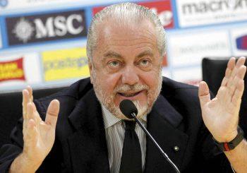 ZAINTERESOVAN Vlasnik italijanskog Napolija želi da kupi Hajduk iz Splita