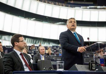 AKTIVIRAN ČLAN 7: Evropski parlament pokrenuo kaznenu proceduru za Mađarsku