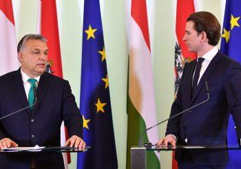 VARNICE U TROUGLU Kurc traži sankcije protiv Orbana u EP i EPP, Štrahe ga zove u svoj blok