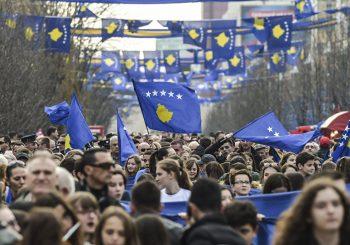 RASPOLOŽENJE Više od 75 odsto Albanaca protiv razmjene teritorija između Kosova i Srbije